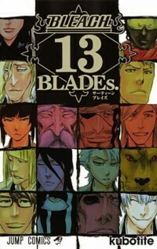 BLEACH 13 BLADEs.
