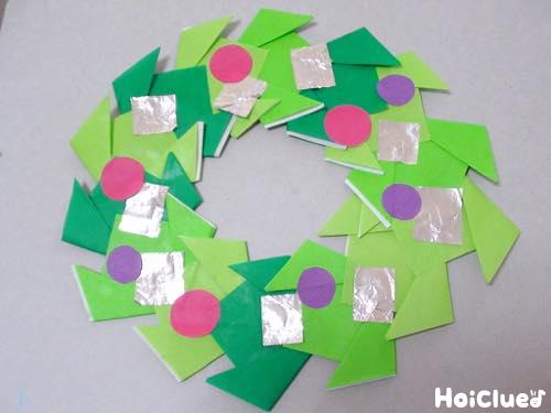 クリスマス 折り紙 クリスマス 飾り 折り紙 : hoiclue.jp