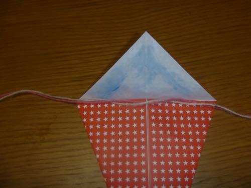 簡単 折り紙 : 折り紙 あやめ 折り方 : divulgando.net