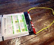 米袋でできちゃう?!簡単ソリ作り!〜冬の戸外あそびがグンと楽しくなる製作遊び〜