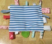 カシャカシャおもちゃ・手作り・0歳児