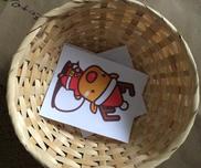 なりきり変身カード〜ドキドキ楽しいクリスマスゲーム遊び〜