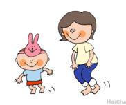 親子deなりきりアニマル〜乳児さんから楽しめる障害物競走〜