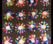♢材料♢紙コップお花紙