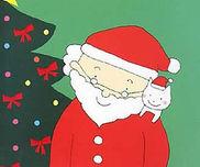 【絵本×あそび】めざせメリークリスマス!じゃんけんすごろく〜絵本/サンタのいちねんトナカイのいちねん〜