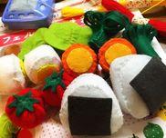 手作りおもちゃ/食べ物