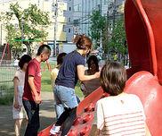 遊び研究ワークショップ〜プレーリーダーから学ぶ子どもの戸外遊び #007開催報告