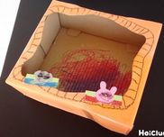 目指せ一周!空き箱でジェットコースター〜廃材で楽しむ手作りおもちゃ〜