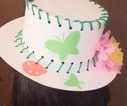 帽子屋さん風!?おしゃれハット〜身近な素材で作る本格帽子〜