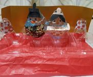 卵型のまーるいお雛様〜身近な廃材で楽しむ製作遊び〜