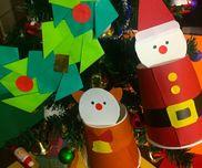 クリスマスが待ち遠しい!いろんな素材で楽しむクリスマスオーナメント16選!