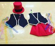 3才児発表ダンス衣装