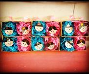 【お花紙のひな人形】*3・4歳児*ひなまつり*お花紙・色画用紙・折り紙・クレヨン