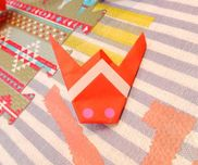 ミーンミーン!カラフルセミ〜折り紙で作る夏の虫〜