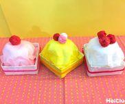 ふんわり牛乳パックケーキ〜廃材で楽しむ手作りスイーツ〜