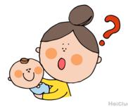 """【保健コラム】寝かしつけの""""困った!""""を解決?赤ちゃんの背中のスイッチ対処法"""