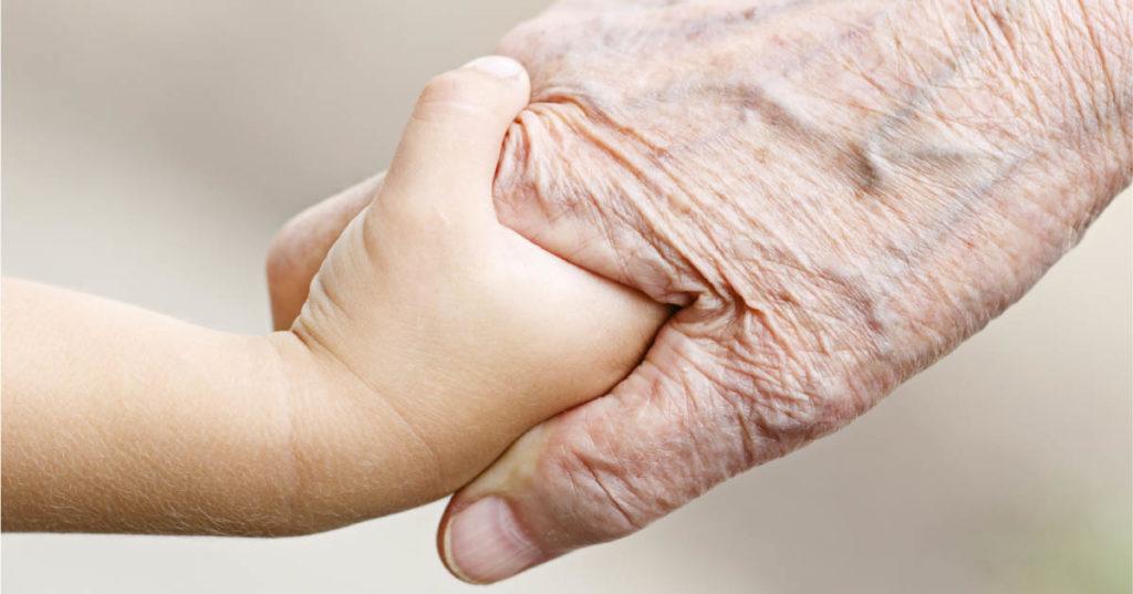 老人から子供まで
