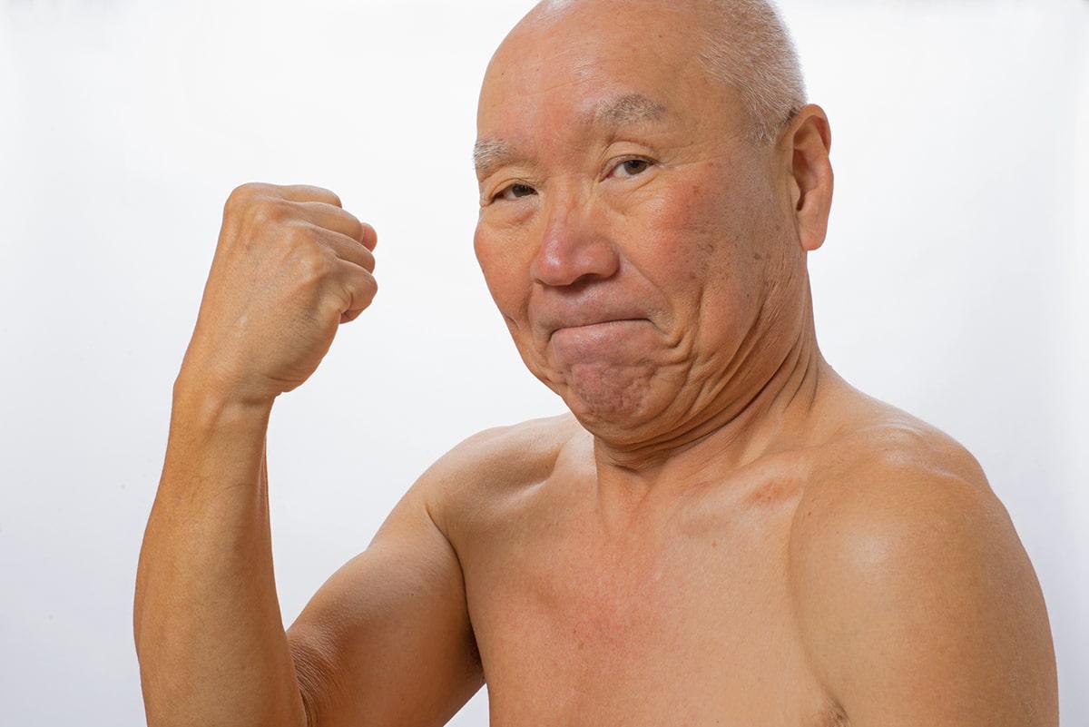 【高齢者への医療】老いは病気ではない