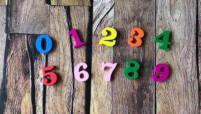 数字で考える