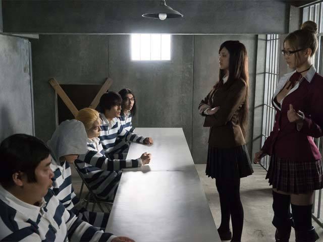 監獄学園 プリズンスクール