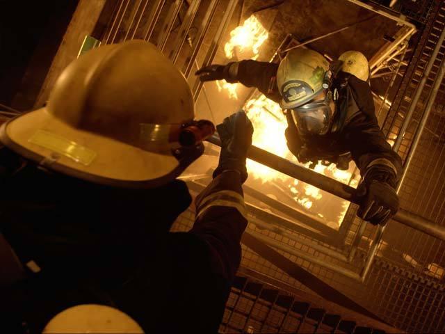 SAFE -カリフォルニア特別救助隊-