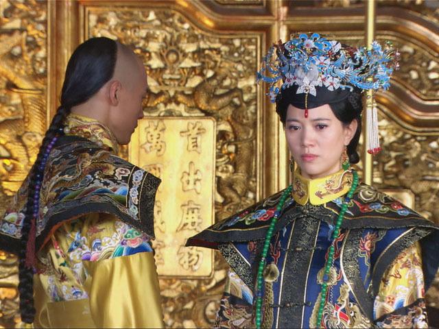 皇貴妃の宮廷