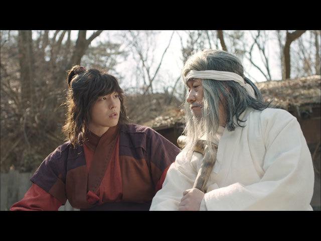 逆賊-民の英雄 ホン・ギルドン-