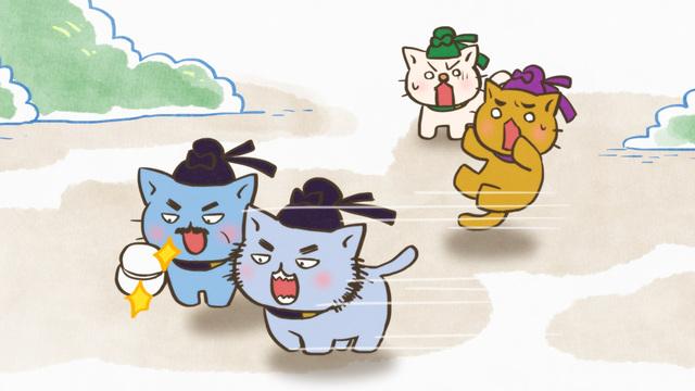 ねこねこ日本史 第二期