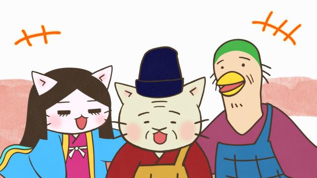 ねこねこ日本史 第四期