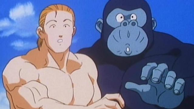 ジャングルの王者ターちゃん