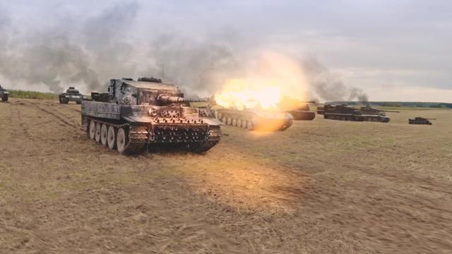 タンク・ソルジャーズ ~史上最大の戦車戦に挑んだ兵士たち~