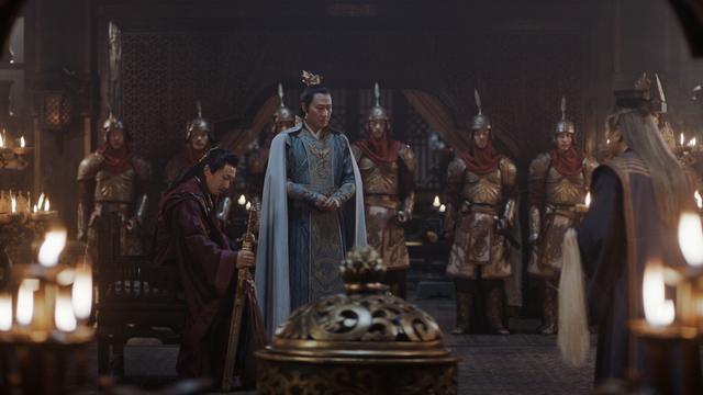 将夜 戦乱の帝国