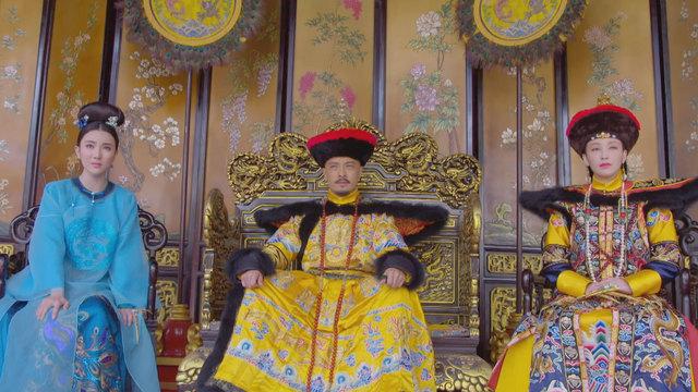王家の愛 侍女と王子たち