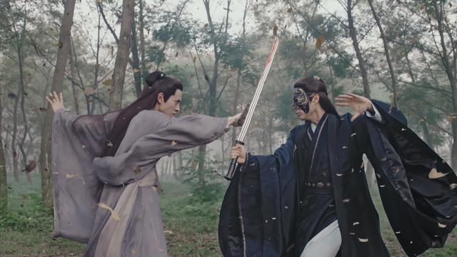 聴雪楼 愛と復讐の剣客