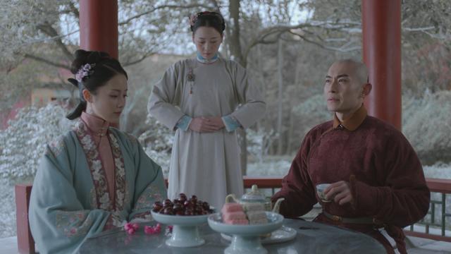 宮廷の茗薇<めいび> ~時をかける恋