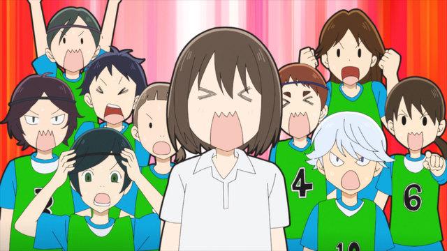 TVアニメ「さよなら私のクラマー」