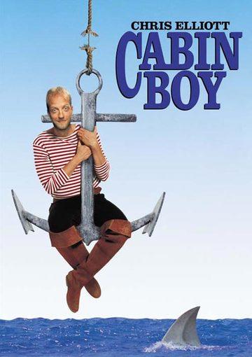 キャビン・ボーイ/航海、先立たず