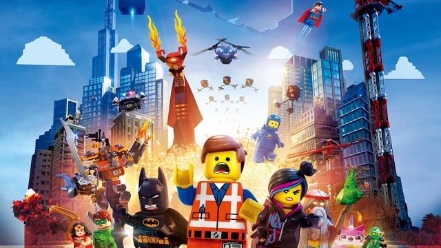LEGO(R)ムービー