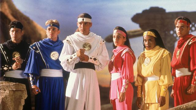 パワーレンジャー(1996)