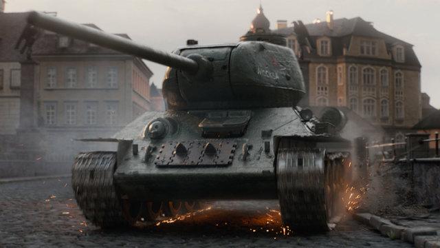 T‐34 レジェンド・オブ・ウォー