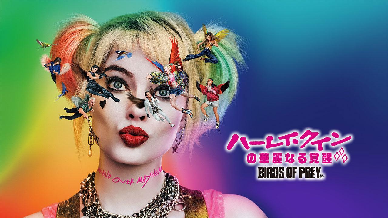 ハーレイ・クインの華麗なる覚醒 BIRDS OF PREY【panelパネル】