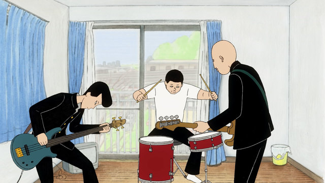 アニメーション映画『音楽』