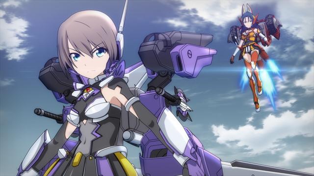 装甲娘戦機