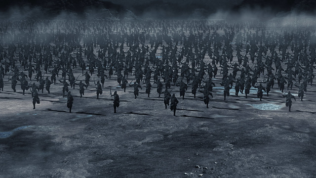 キングダム・ソード 始皇帝の双剣