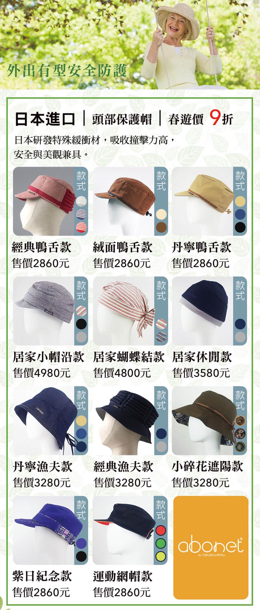 頭部保護帽