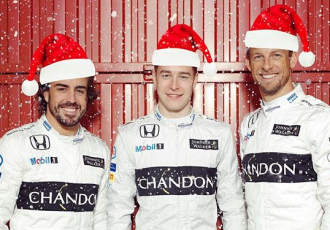 F1ドライバーのクリスマスは意外と庶民的?SNSから見えた素顔とは