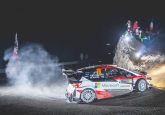 WRCトヨタの初勝利はいつになるのか?2017開幕戦で見えた勢力図