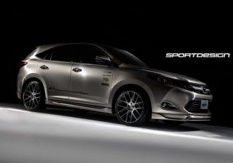 高級感と走りを兼ね備えたSUV、トヨタハリアーのカスタム・デモカー21選