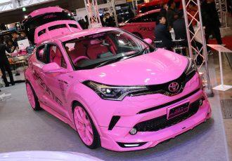 今気になる最新SUV、トヨタC-HRのカスタム・デモカー10選