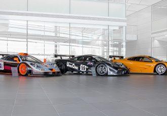 最強と言われたクルマたち〜Vol.1〜 :究極のGTマシン「マクラーレン F1 GTR」の進化とは